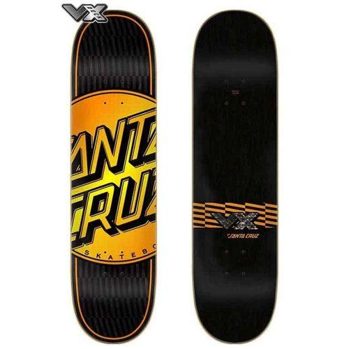 Santa Cruz VX Skateboard deck Total Dot 8 x 31.6 Canada Online Sales Vancouver Pickup Warehouse Distributor
