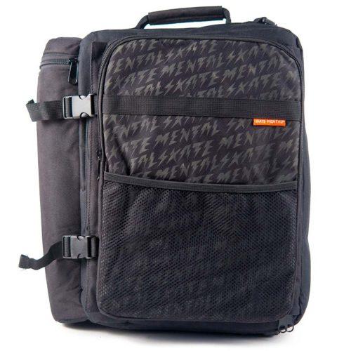 Skate Mental Messenger Backpack Black Skateboard Bag Canada Online Sales Vancouver Pickup Warehouse Distributor
