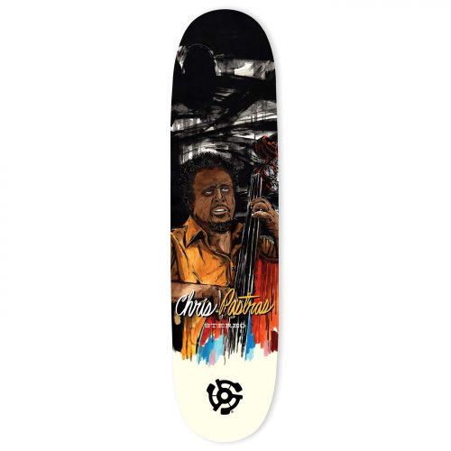 Stereo Chris Pastras Jazz 8 Skateboard Deck Canada Online Sales Vancouver Pickup Warehouse Distributor