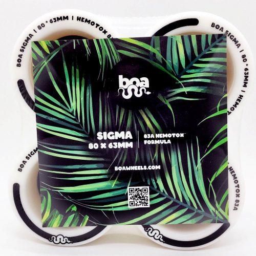 Boa Sigma Electric Skateboard Wheels 80mm Canada Pickup Vancouver