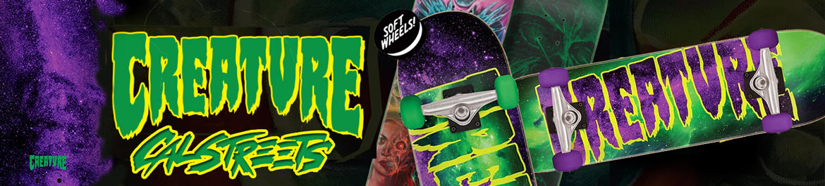 Creature Skateboard Completes Canada Pickup Vancouver