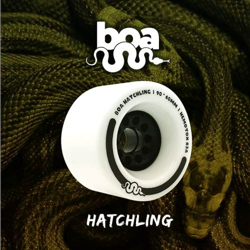 Boa Wheels Hatchlings 90mm Canada Pickup Vancouver