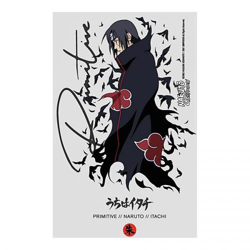 Primitive x Naruto Crows Sticker Canada Online Sales Vancouver Pickup