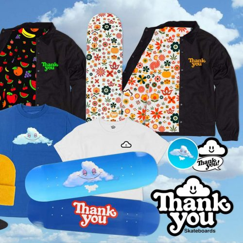 Thank You Skateboards Canada Online Sales Vancouver Pickup