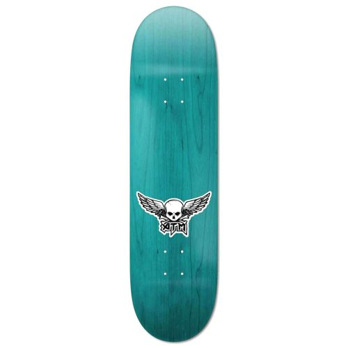 ATM Mini Wings Deck 8.25 Blue Teal Canada Online Sales Vancouver Pickup Warehouse Distributor