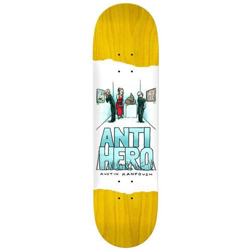 Antihero Kanfoush Expressions Deck 8.4 Canada Online Sales Vancouver Pickup Warehouse Distributor