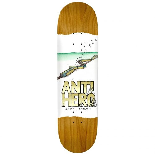 Antihero Taylor Expressions Deck 8.38 Canada Online Sales Vancouver Pickup Warehouse Distributor