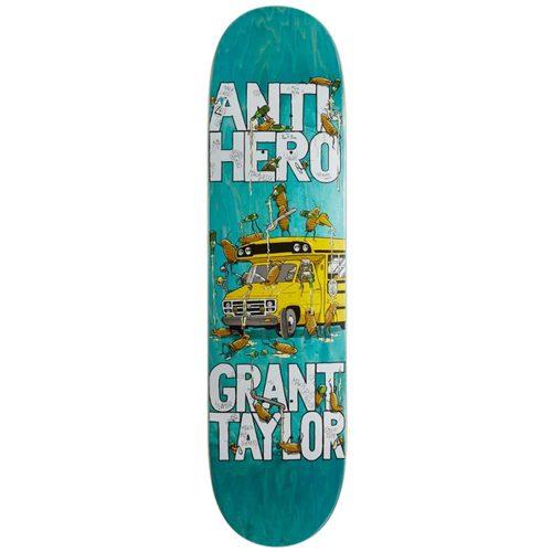Antihero deck Grant Taylor Maka Bus 8.06 Blue Canada Online Sales Vancouver Pickup Warehouse Distributor