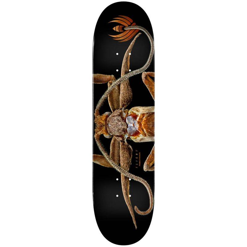 Powell Peralta Flight® Skateboard Deck BISS Marion Moth Shape 243 8.25 Canada Online Sales Vancouver Pickup Warehouse Distributor
