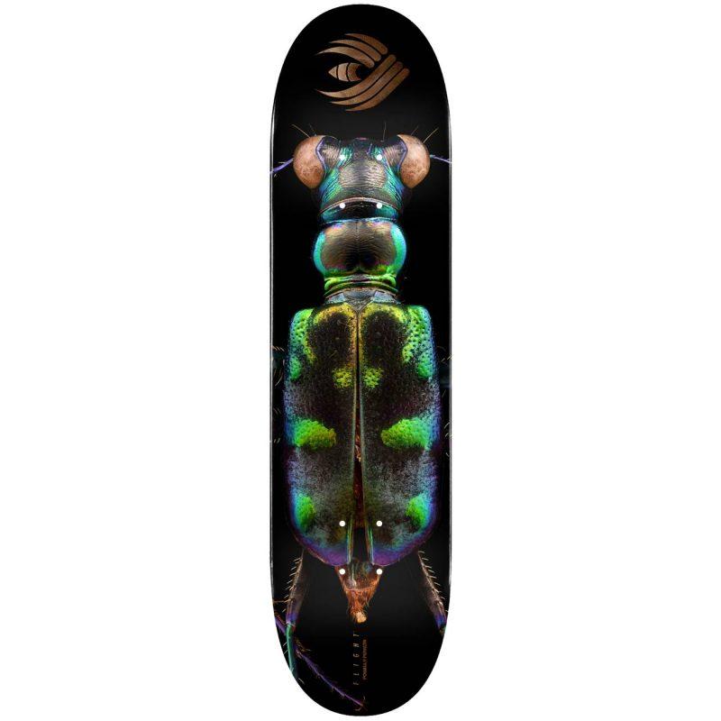 Powell Peralta Flight® Skateboard Deck BISS Tiger Beetle Shape 248 8.25 Canada Online Sales Vancouver Pickup Warehouse Distributor