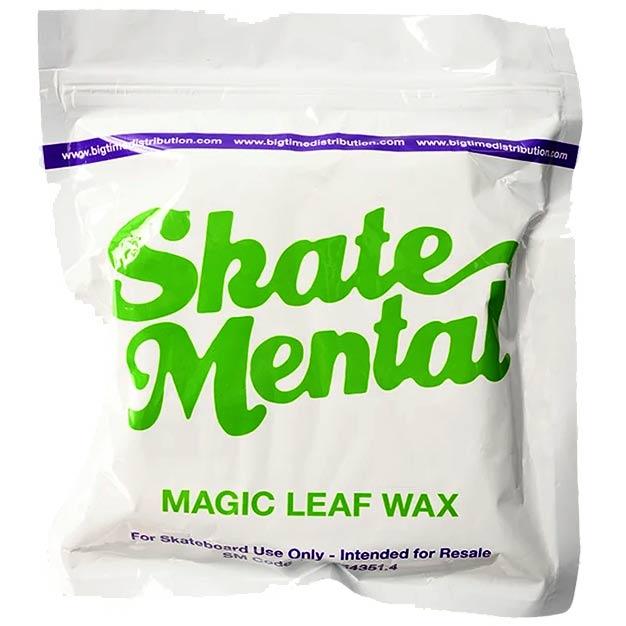 Skate Mental Magic Leaf Marijuana Wax Canada Pickup Vancouver