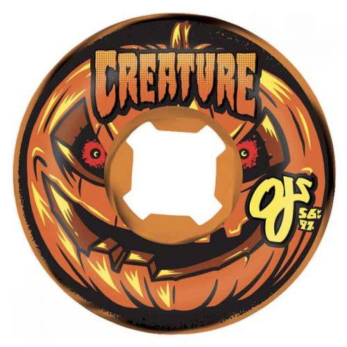 OJ Wheels X Creature Pumpkin Head Bloodsuckers Canada Online Sales Vancouver Pickup