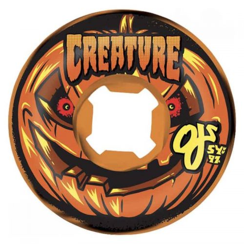 OJ Wheels X Creature Pumpkin Head Bloodsuckers Canada Online Sales Vancouver Pickup