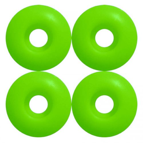 PRICE POINT Skateboard wheels 52mm 101a Green