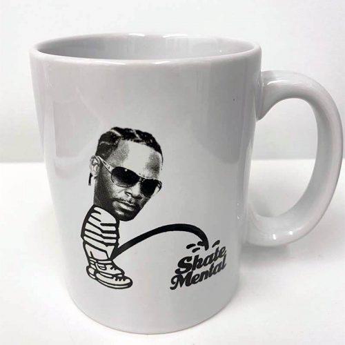 Skate Mental Coffee Mug Pee Boy Canada Pickup Vancouver