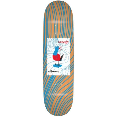 Afternoon 2in1 The Bearded Rooster Skateboard Deck Canada Online Sales Vancouver Pickup Warehouse Distributor