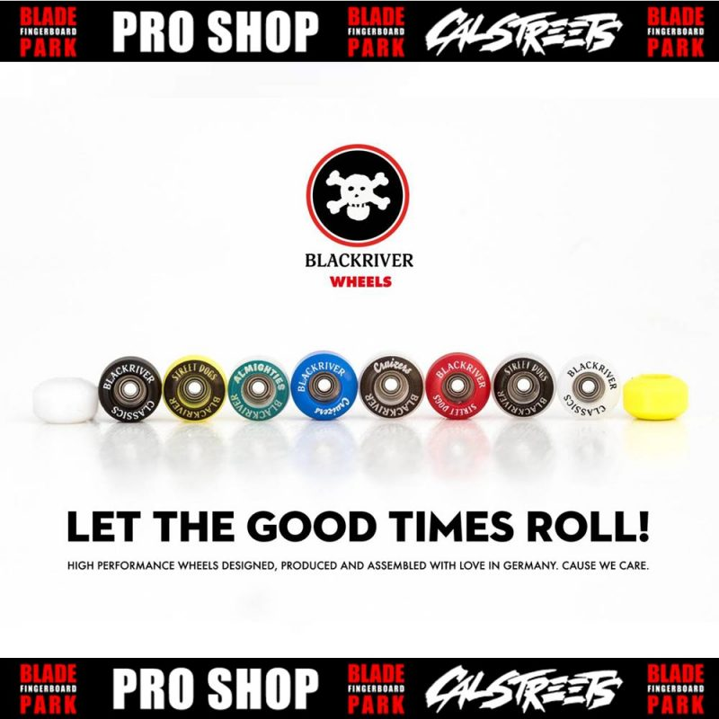 Blackriver Almighties Fingerboard Wheels Canada Pickup Vancouver