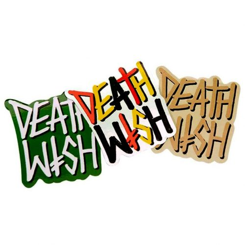 DEATHWISH DEATHSTACK STICKER VANCOUVER LOCAL CANADA PICKUP