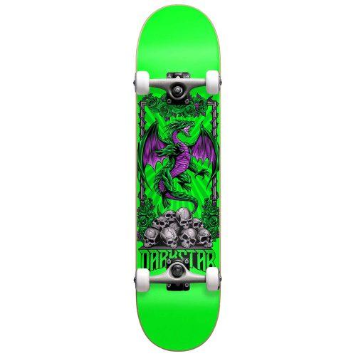 Darkstar Levitate FP Complete Skateboard Soft Wheels 8 x 31.6 Green Canada Online Sales Vancouver Pickup