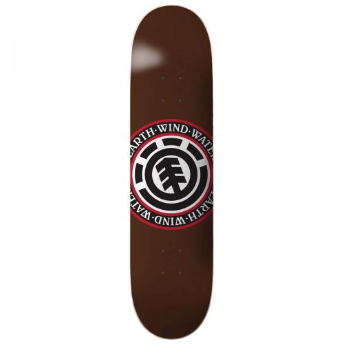 Element Seal Ranger 8.625 x 32.7 Deck Brown Skateboard Canada Pickup Vancouver