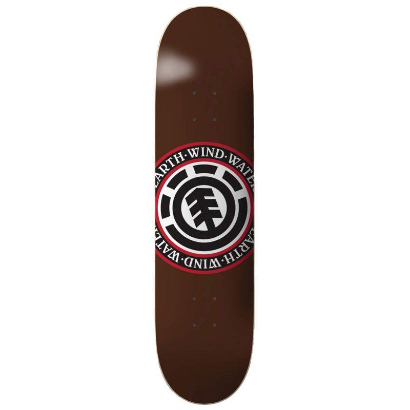 Element Seal Ranger 8.625 x 32.7 Deck Brown Skateboard Canada Pickup Vancouver