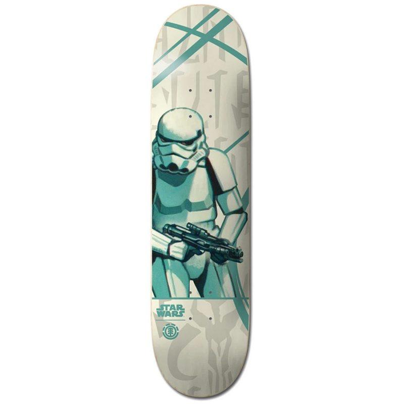 Element Star Wars Mandalorian Storm Trooper deck Canada Online Sales Vancouver Pickup Warehouse Distributor