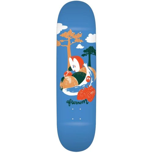 Afternoon Fruits of our Labour Blue Skateboard Deck Canada Online Sales Vancouver Pickup Warehouse Distributor