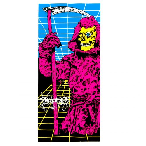 HEROIN NEON REAPER STICKER CANADA ONLINE VANCOUVER PICKUP