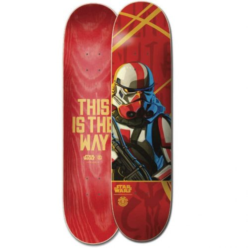 Star Wars Mandalorian StormTrooper Deck Canada Online Sales Pickup Vancouver
