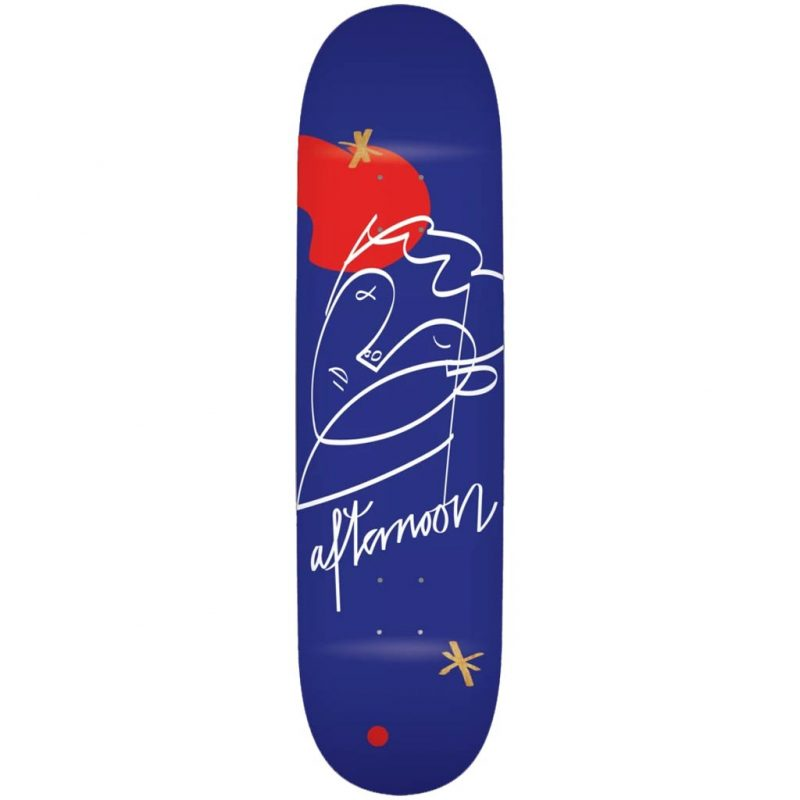 Afternoon Psychotherapy Lost In Thought Skateboard Deck Canada Online Sales Vancouver Pickup Warehouse Distributor