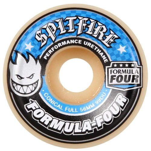 Spitfire Conical Full 56mm 99a Formula Four Skateboard Wheels Canada Pickup Vancouver