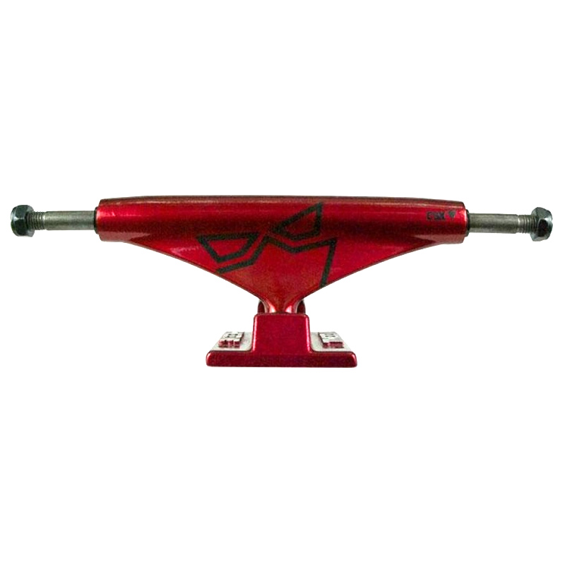 Theeve Trucks CSX Red Black 5.5 Skateboard Canada Pickup Vancouver