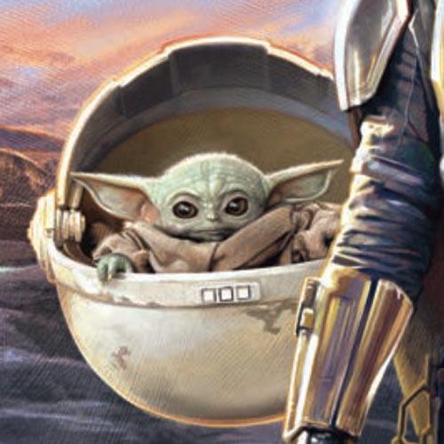 Baby Yoda The Child Star Wars Mandalorian FLIP Mandalorian Canada Online Sales Vancouver Pickup Warehouse Distributor