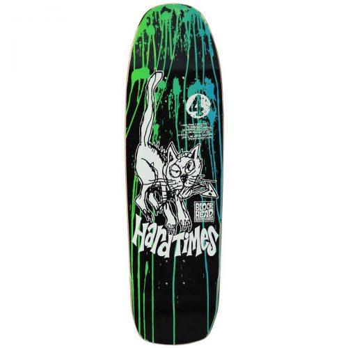 Blockhead Skateboards Hardtimes Canada Pickup Vancouver