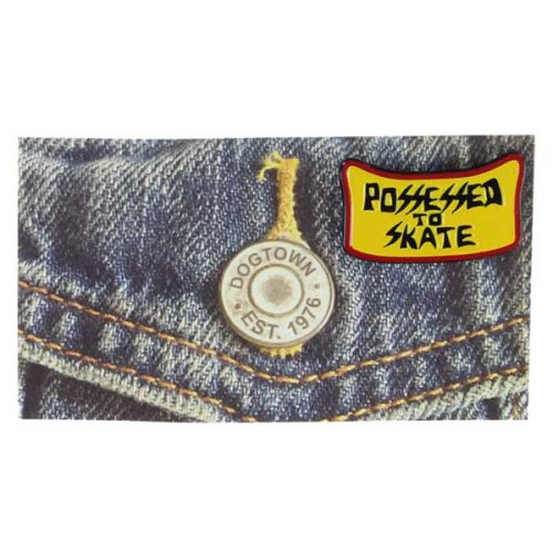 Suicidal Possessed to Skate Pin Canada Online Vancouver Pickup