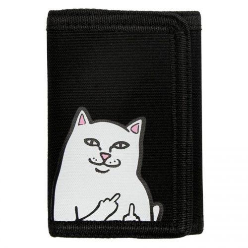 Rip N Dip Lord Nermal Velcro Wallet Black Canada Online Sales Vancouver Pickup