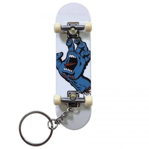 Santa Cruz Screaming Hand Fingerboard Keychain Canada Online Sales Vancouver Pickup