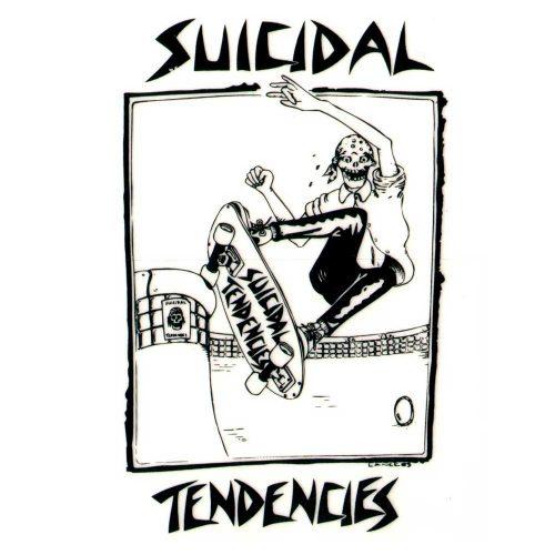 Suicidal Tendencies Skateboard Vancouver Canada Online Pickup