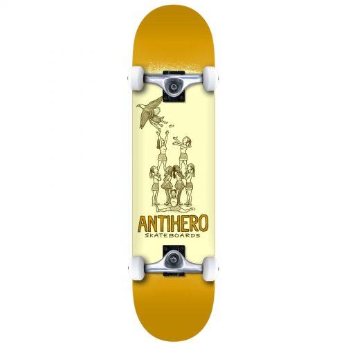 Antihero Oblivion 7.5 complete yellow Skateboard Canada Pickup Vancouver