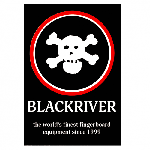 Blackriver Fingerboards Stickers Canada Pickup Vancouver