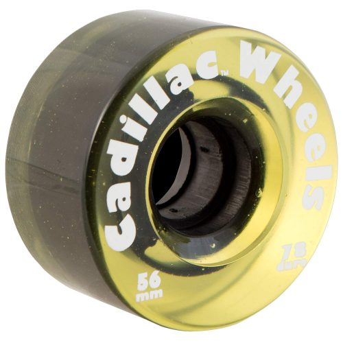 Cadillac Wheels Original 56mm 78a Clear Yellow Canada Pickup Vancouver