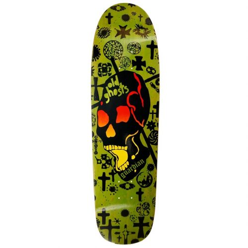VIsion Guardian Old Ghosts Modern Shape Deck 8.875 x 32.25 Skateboard Canada Pickup Vancouver
