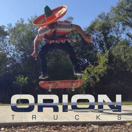 Orion Skateboard Trucks Canada Pickup Vancouver