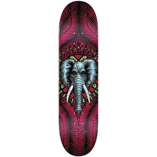 Powell Peralta Mike Vallely Elephant Birch Deck 8.25 Pink Skateboard Canada Pickup Vancouver