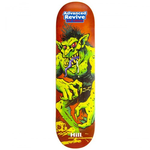 Revive Skateboards John Hill Troll 8.0 x 31.25 Deck Canada Pickup Vancouver