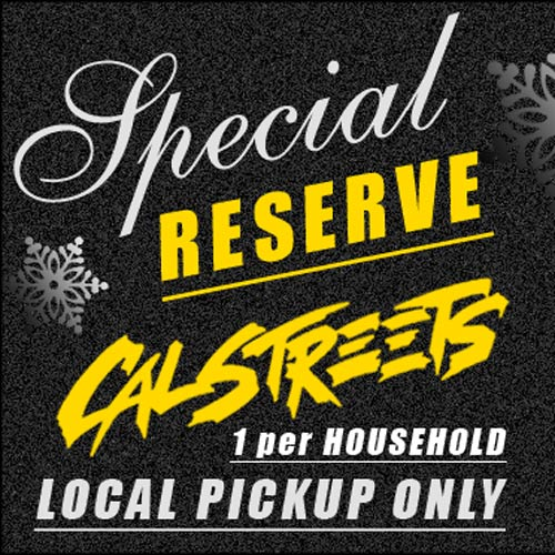 Special Reserve Rare Skateboard Collectors Canada Pickup Vancouver