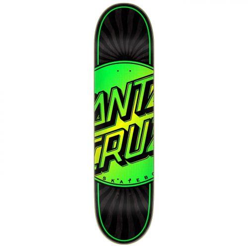 Santa Cruz VX Total Dot 31.61 x 7.75 green Skateboard Deck Canada Pickup Vancouver