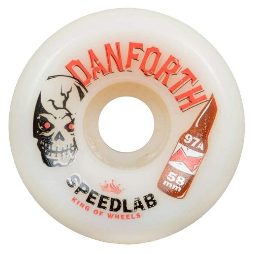 Speedlab Bill Danforth King Of Wheels 58mm 97a Conical Skateboard Wheels Canada Pickup Vancouver