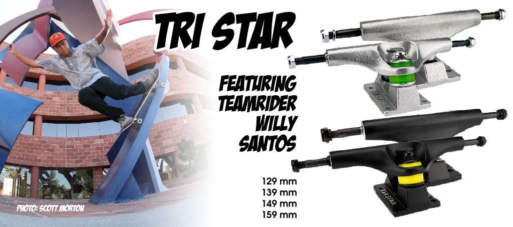 Tristar Vision Trucks Canada Pickup Vancouver