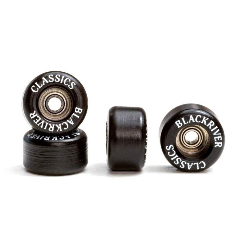 Blackriver Fingerboard Wheels Classics Black Canada Online Sales Vancouver Pickup